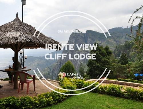 Irente View Cliff Lodge Lushoto