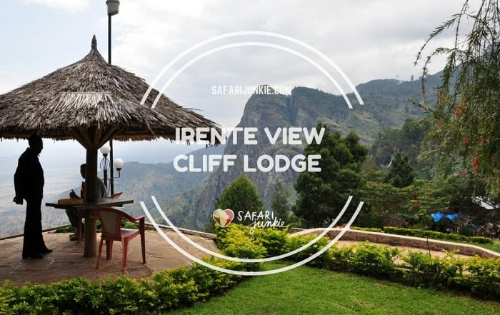 irente view cliff lodge lushoto tanzania
