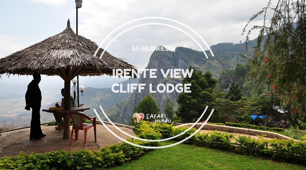 irente view cliff lodge lushoto tanzania