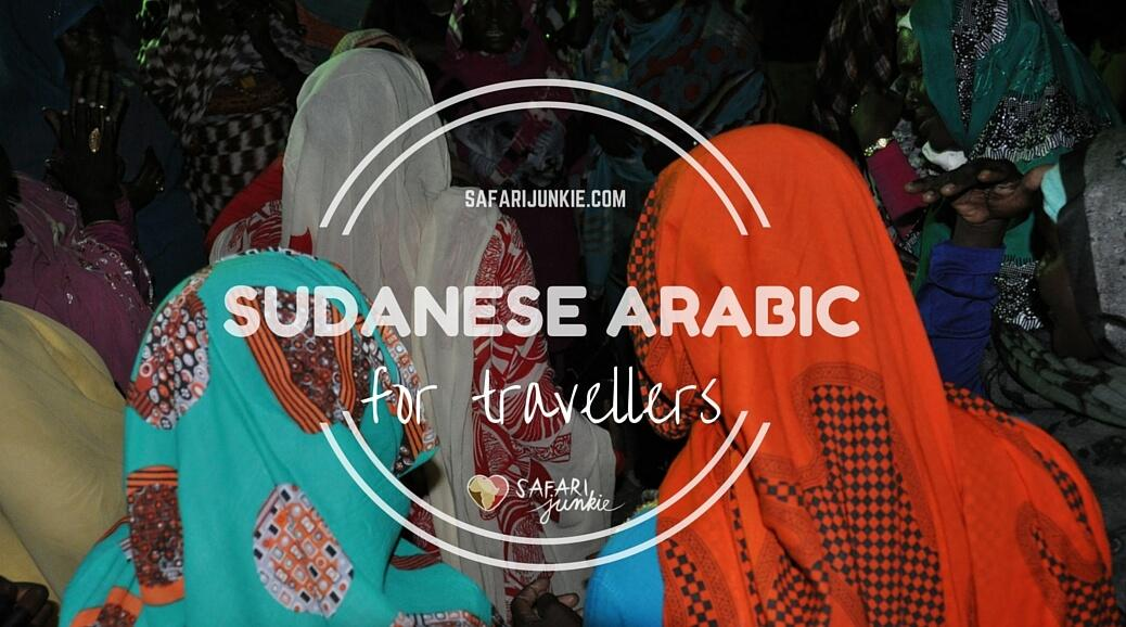 Basic sudanese arabic travel phrases safari junkie view larger image sudanese arabic for travellers m4hsunfo