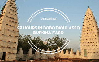things to do in Bobo Dioulasso Burkina Faso