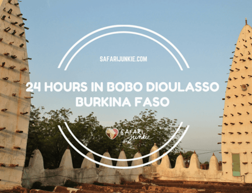 24 Hours in Bobo Dioulasso Burkina Faso