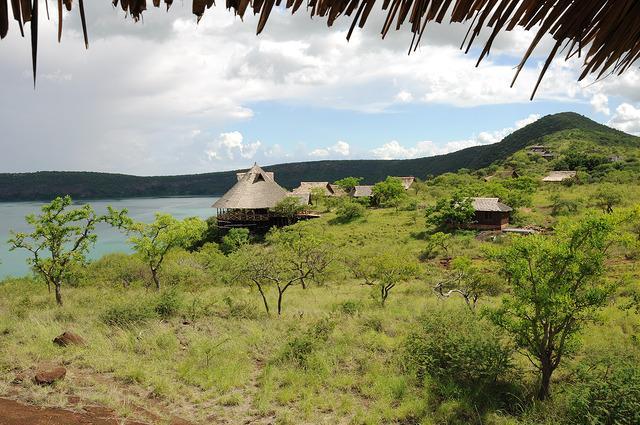 Lake Chala Tanzania