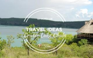 crater lake chala trip
