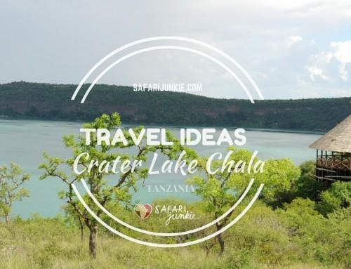 Trip to Serene Crater Lake Chala