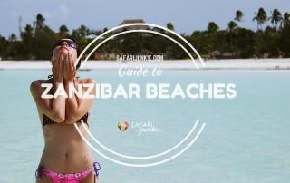 guide to Zanzibar beaches