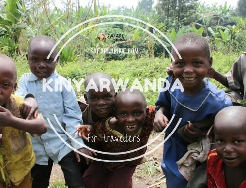 Basic Kinyarwanda Travel Phrases