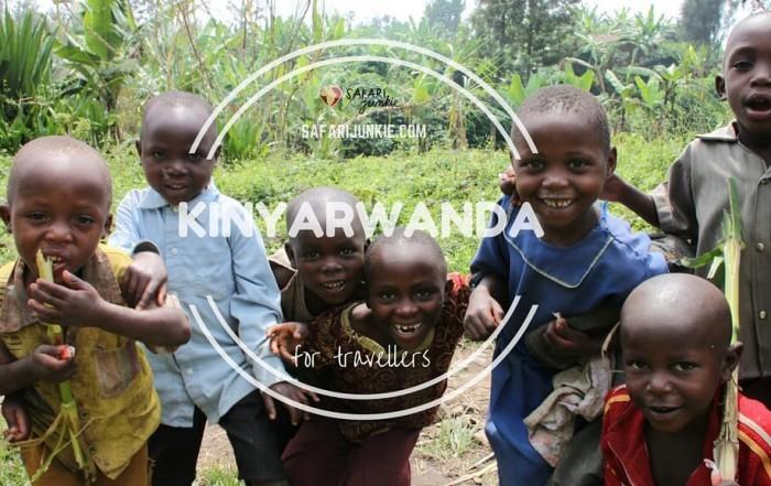 Kinyarwanda travel phrases Rwanda
