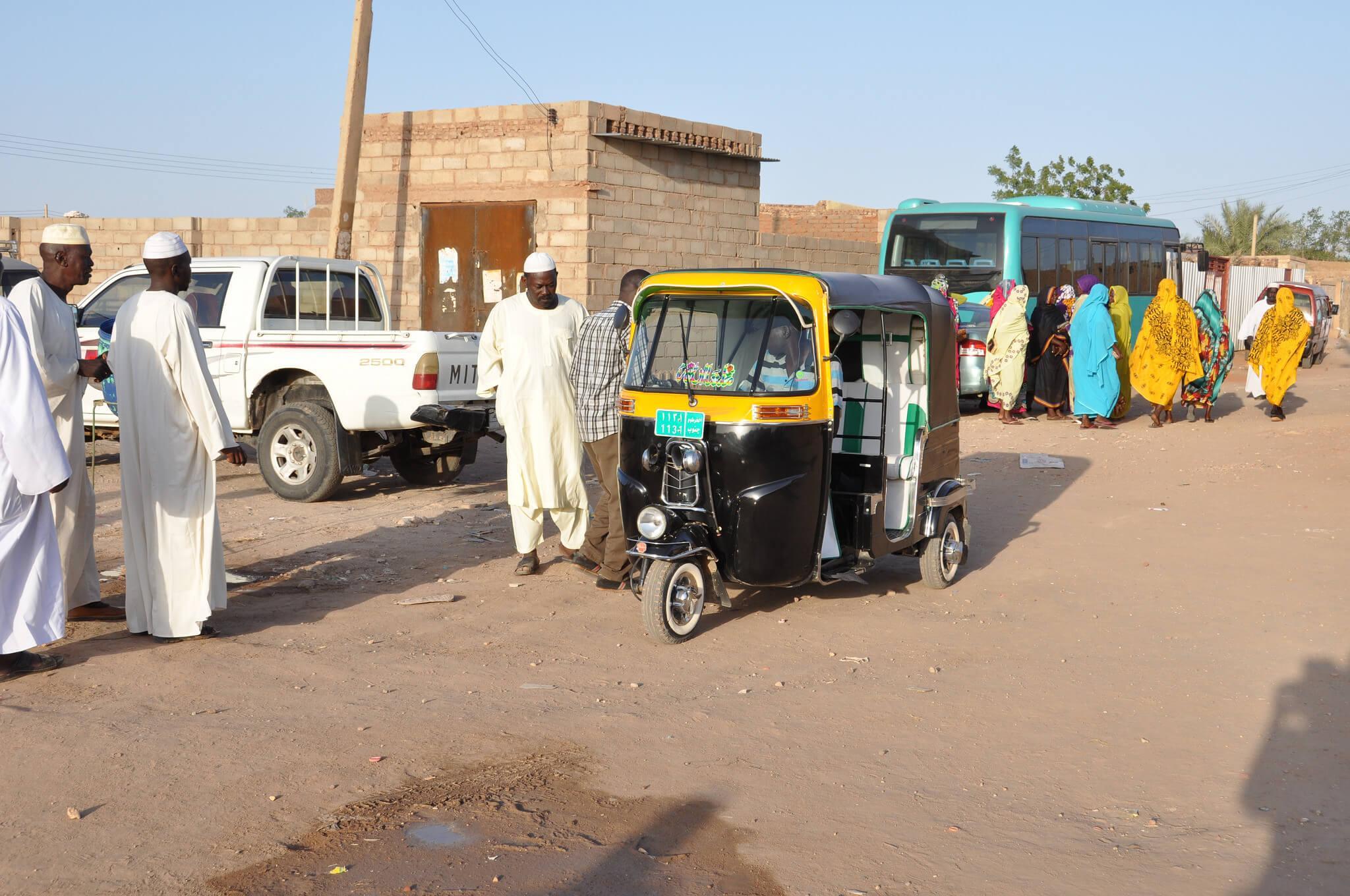 Tour of Khartoum With a Local