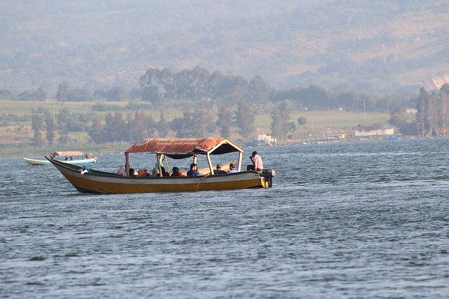 Day tours in Uganda - Jinja source of River Nile Trip