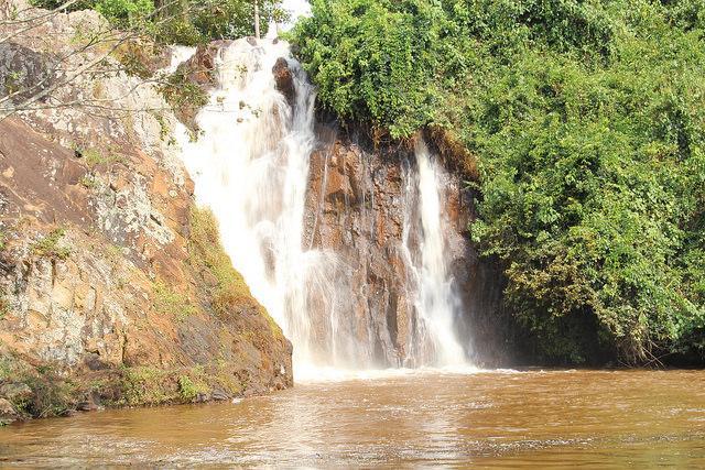 Sezibwa Falls Uganda and Jinja tour River Nile