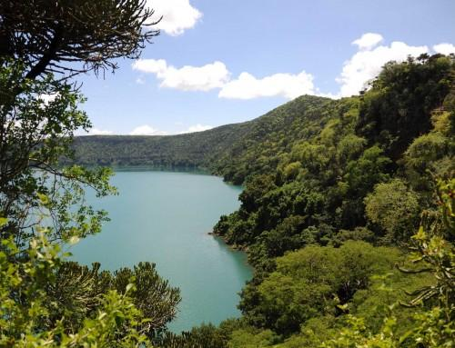 Explore Crater Lake Chala