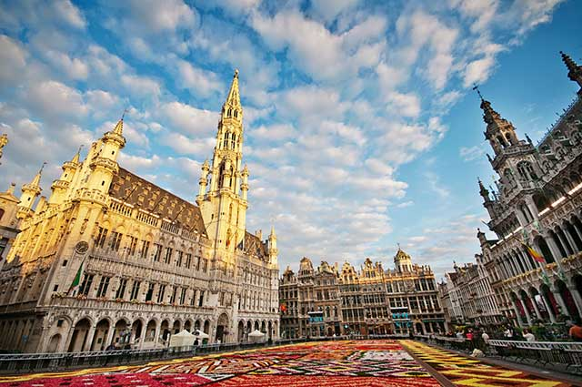 Brussels airport layover things to do
