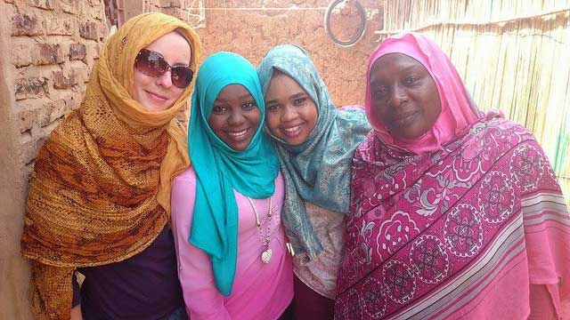 Couchsurfing in Khartoum Sudan