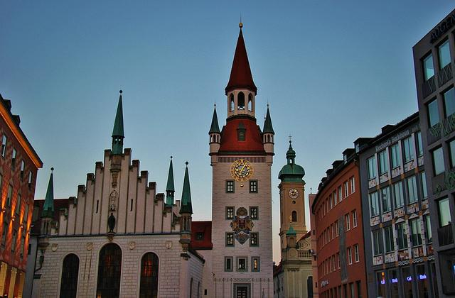 Munich Airport Layover things to do