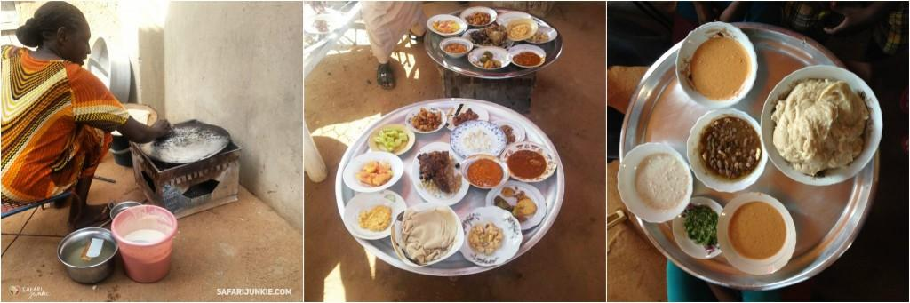 Sudanese food Sudan travel