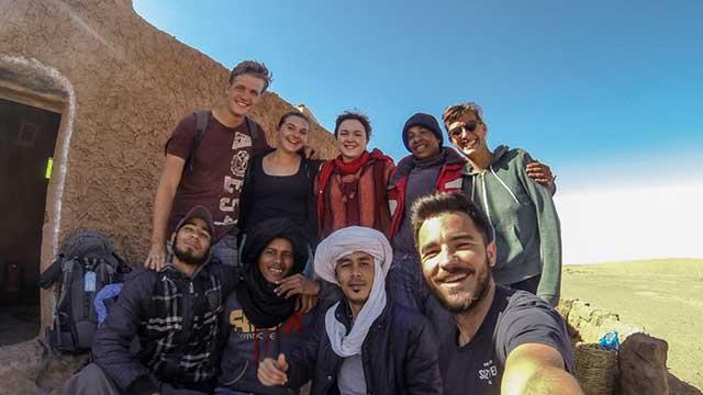 Couchsurfing Africa Sahara