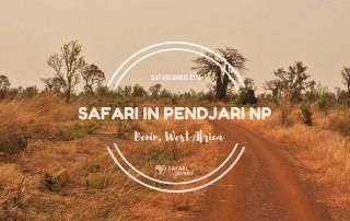 Safari in Pendjari National Park Benin West Africa