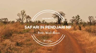 Safari in Pendjari National Park Benin West Africa