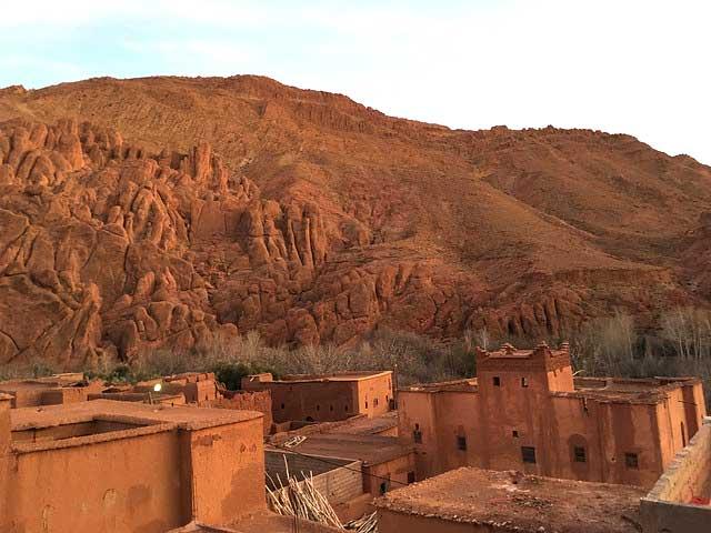 Tamlalte Morocco Trekking Dades Valley