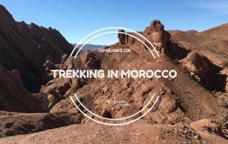 Trekking Morocco Baumalne Dades Valley
