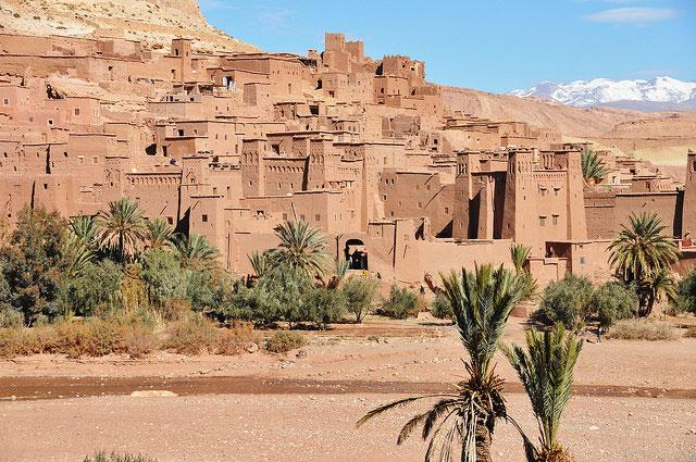 ait ben haddou morocco things to see