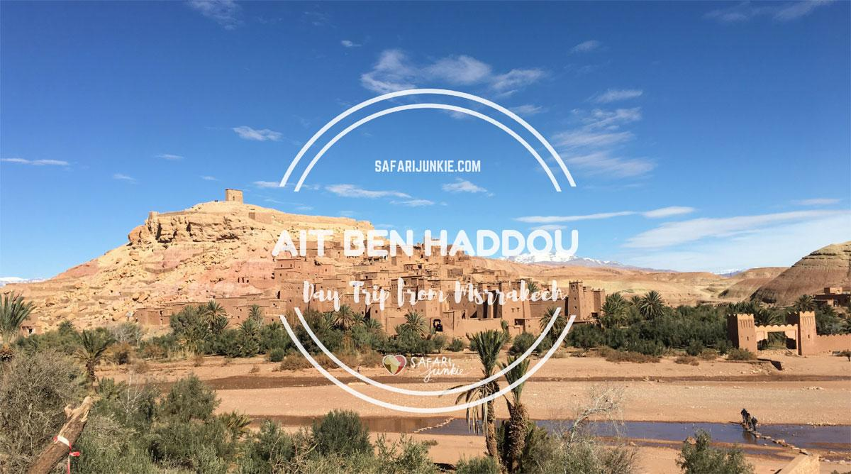 trips from Marrakech ait ben haddou ksar