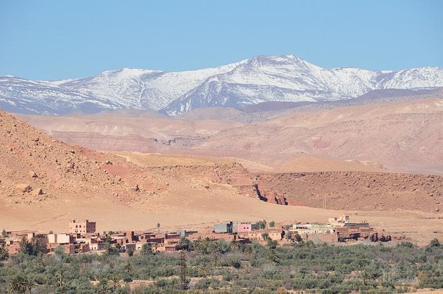 marrakech day tours - ait ben haddou ouarzazate