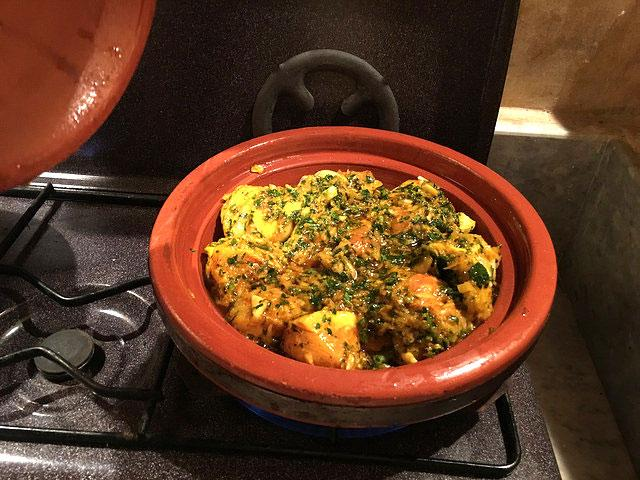 moroccan tagine cooking recipe