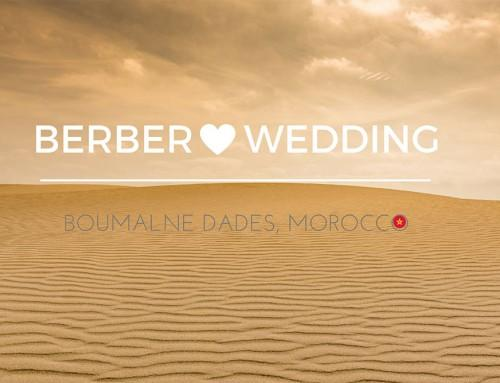 Berber Wedding in Morocco