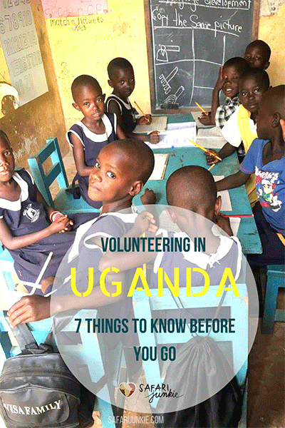 volunteering uganda things to know