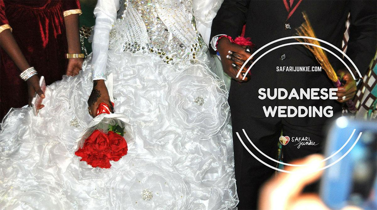 Sudanese Wedding Safari Junkie