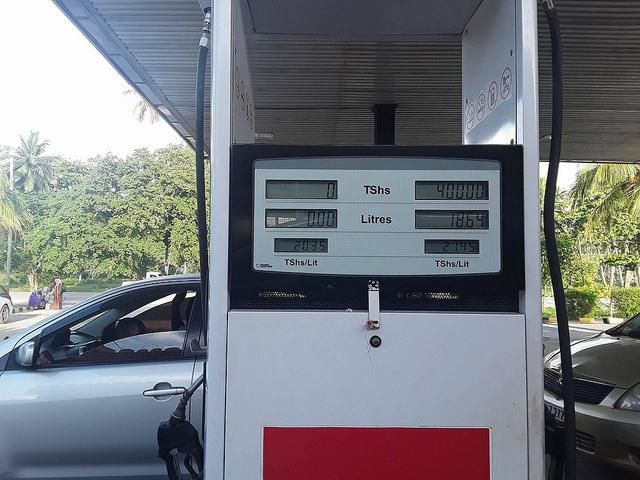 Car rental Zanzibar self driving guide petrol stations