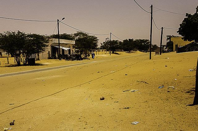Crossing Border Senegal to Mauritania tips