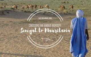 Crossing Border from Senegal to Mauritania tips