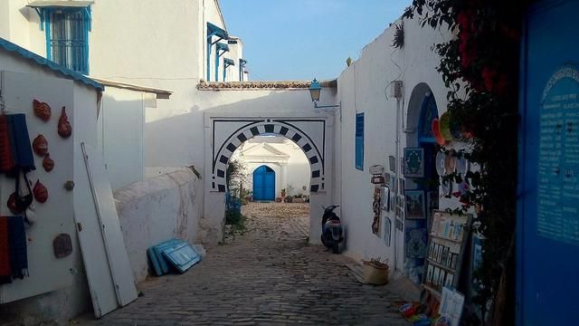 Sidi Bou Said Tunisia Best of Africa