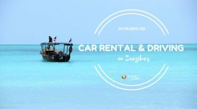 car rental on zanzibar