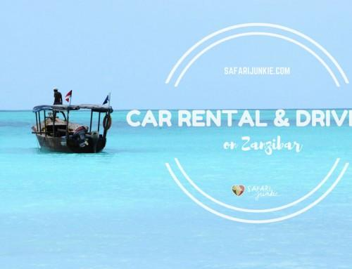 Guide to Car Rental on Zanzibar