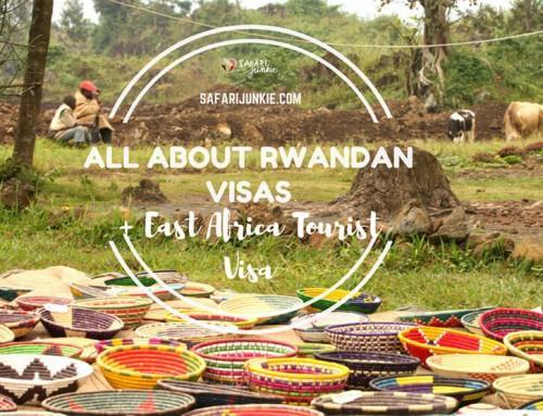 How To Apply For Rwanda Visa Online