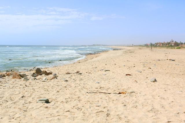 24 hours in Swakopmund Namibia beach jpg