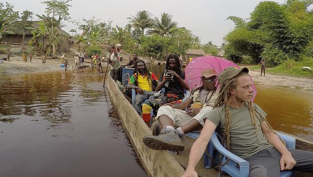 Best African Destination DR Congo River Cruise