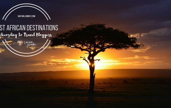 Best African Destinations to visit