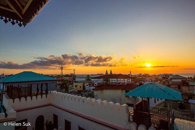 Stone Town Zanzibar best African destinations