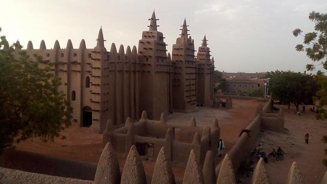 mali architecture backpacking west africa