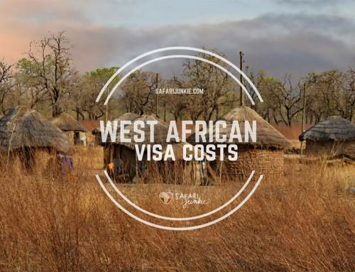 West African Visa Prices