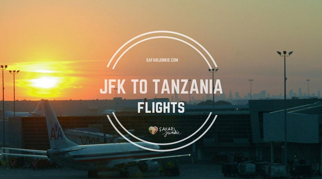 Flights to Tanzania from New York