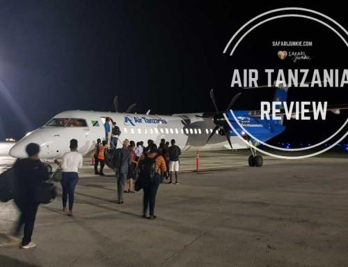 Air Tanzania Review