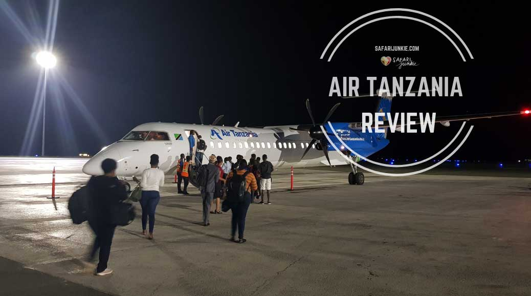 Air Tanzania review safety airline travel experience