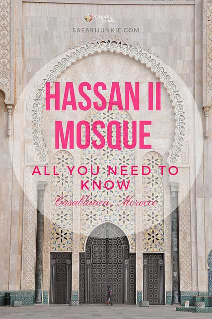 Casablanca Hassan Mosque Guide Morocco