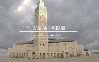 Hassan II Mosqe Casablanca Morocco Guide